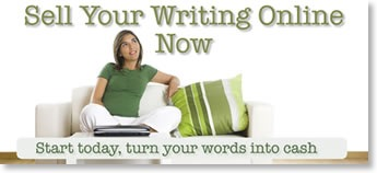 Sell your Web writing